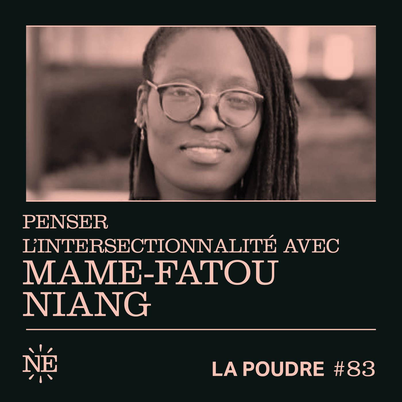 Épisode 83 - Penser l'intersectionnalité avec Mame-Fatou Niang