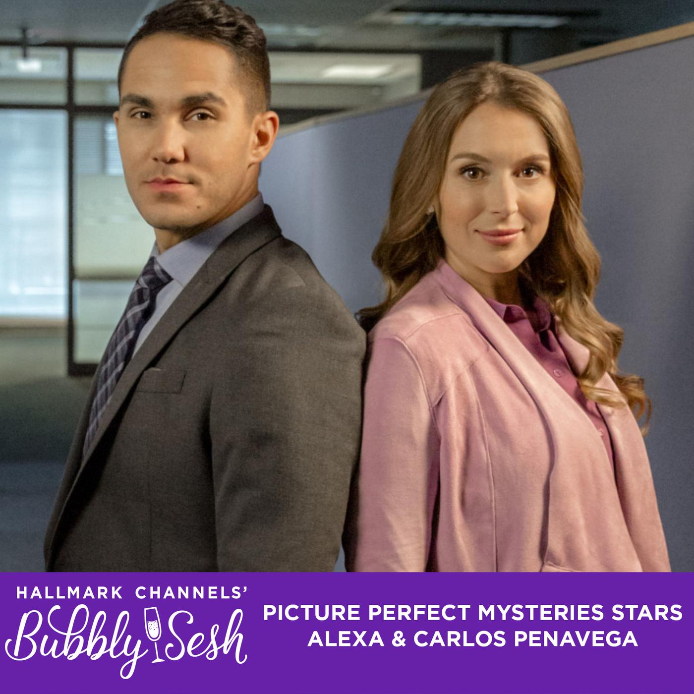 Picture Perfect Mysteries stars Alexa & Carlos PenaVega Interview