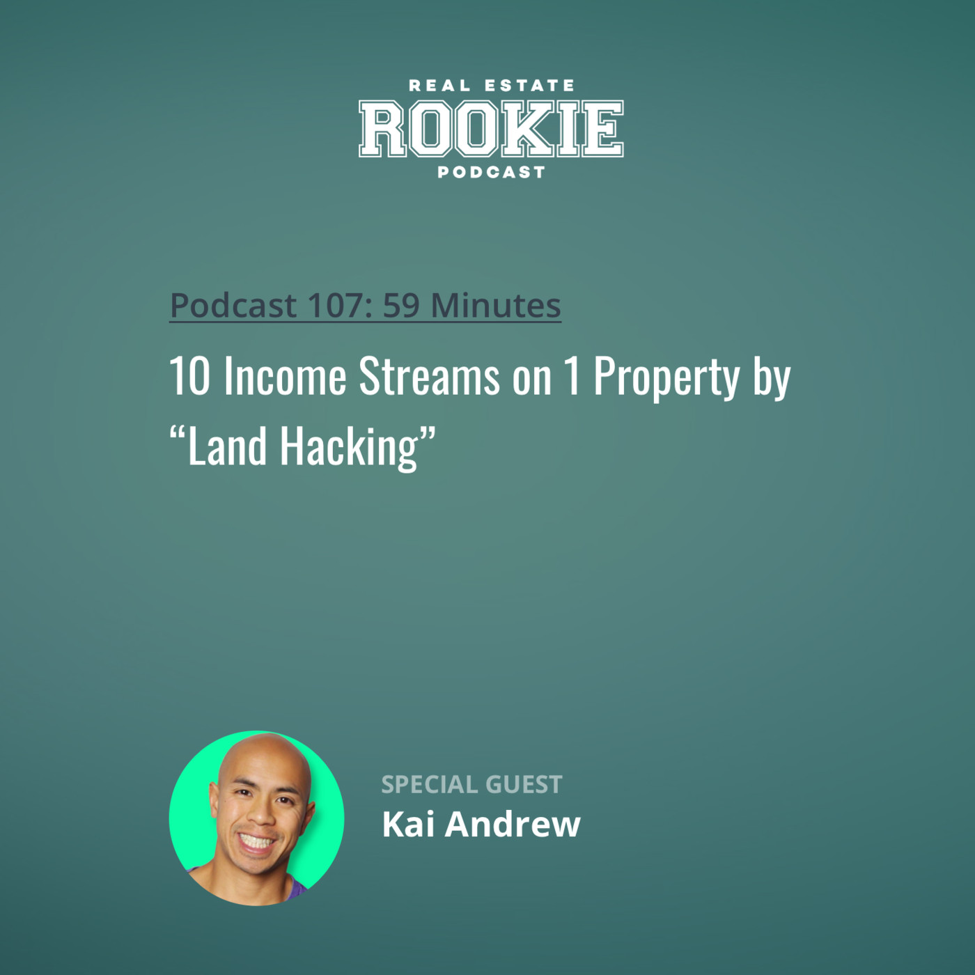 """10 Income Streams on 1 Property by """"Land Hacking"""" w/ Kai Andrew"""