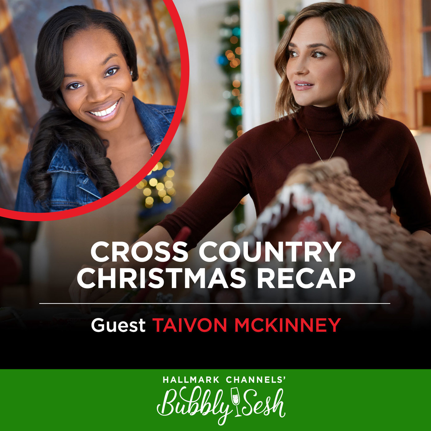 Cross Country Christmas with Guest Taivon McKinney