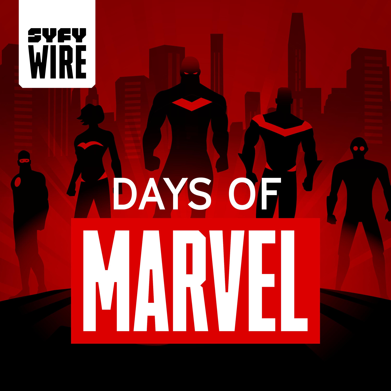 Days of Marvel | Listen via Stitcher for Podcasts