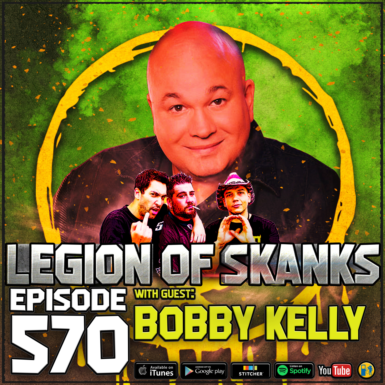 Episode #570 - Dangerous and Awesome - Robert Kelly & Joe DeRosa