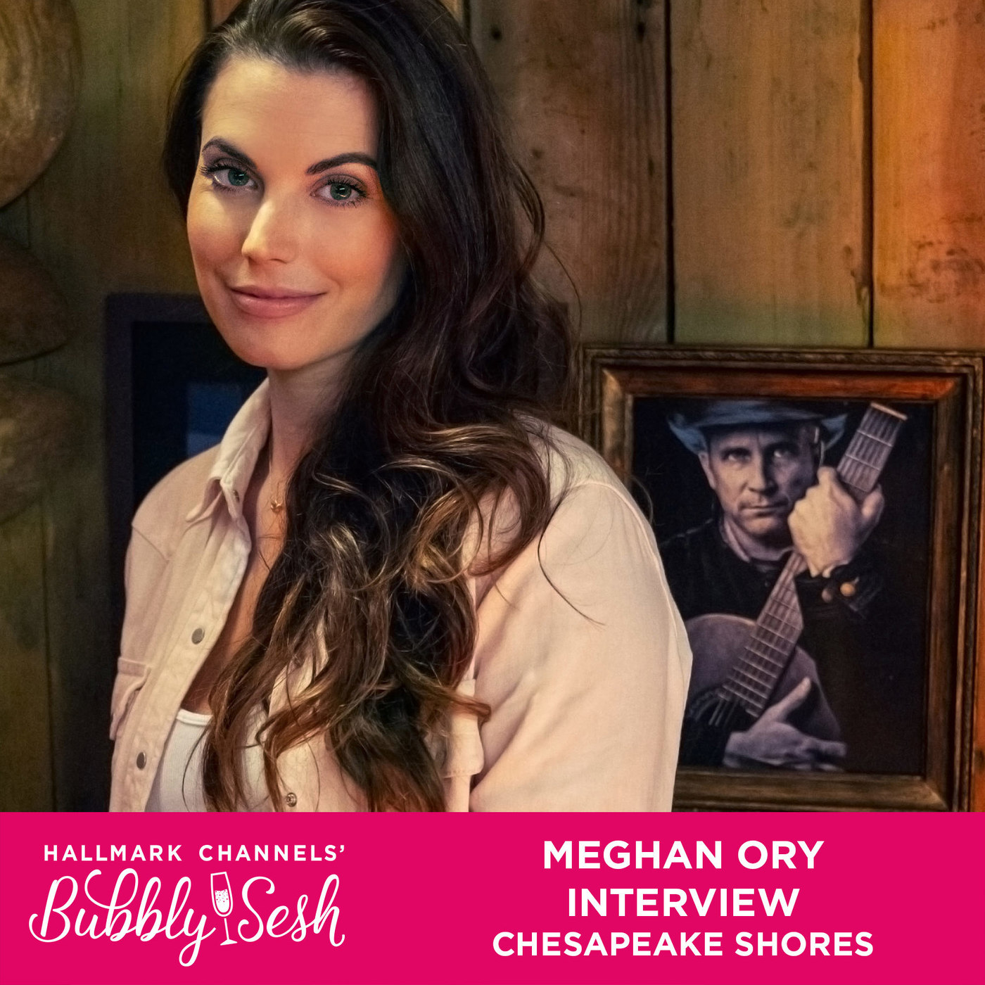 Meghan Ory Interview, Chesapeake Shores