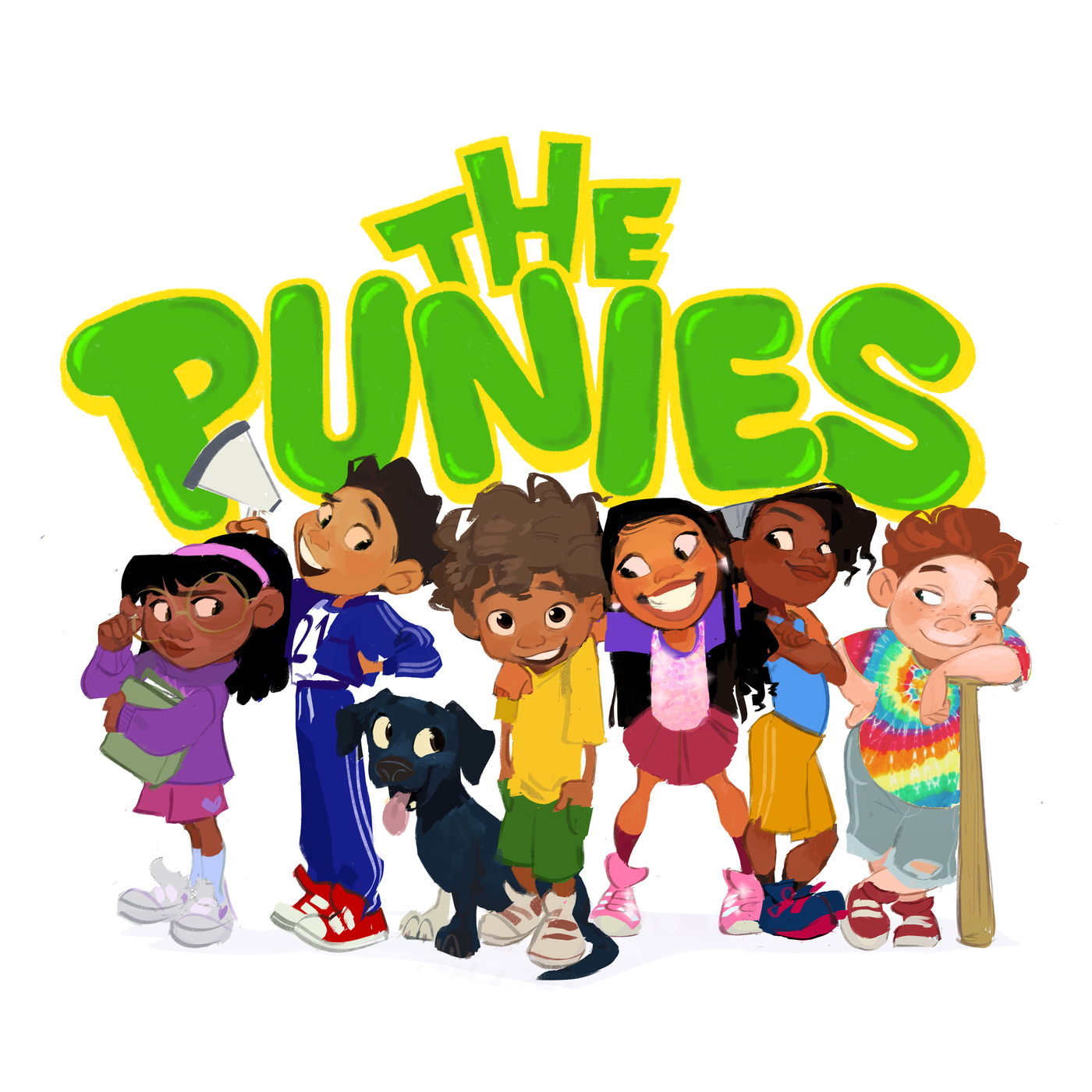 The Punies by Kobe Bryant