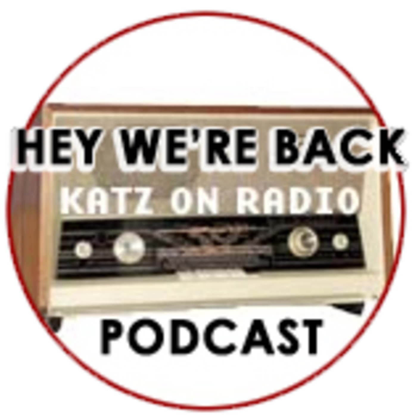 Hey We're Back! Podcast