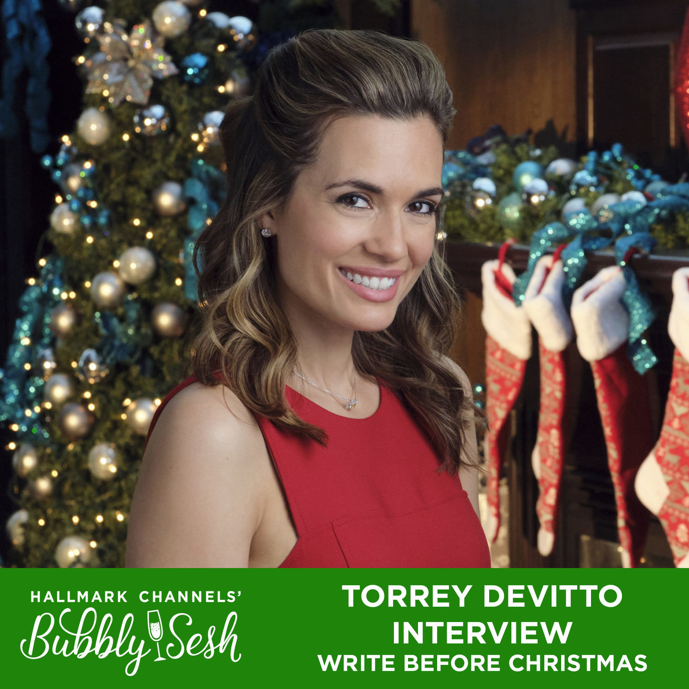 Torrey DeVitto Interview, Write Before Christmas