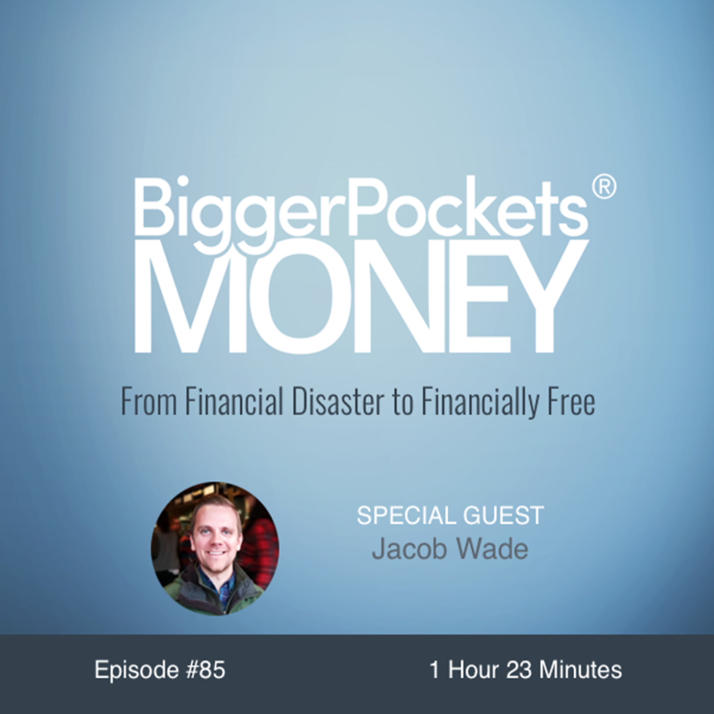 85: From Financial Disaster to Financially Free with Jacob Wade from I Heart Budgets