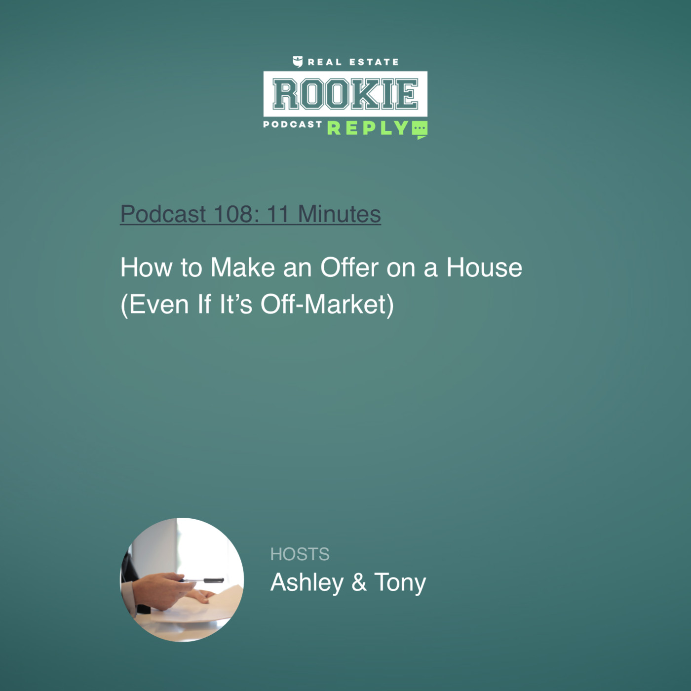 Rookie Reply: How to Make an Offer on a House (Even If It's Off-Market)
