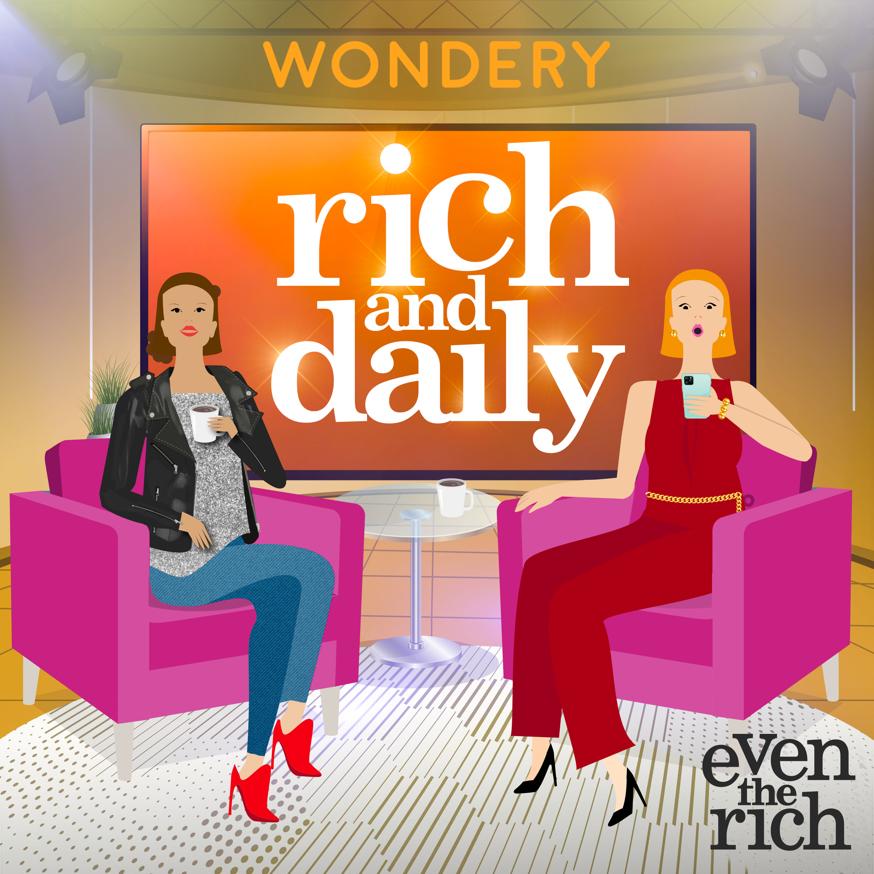 Rich and Daily Update: Ripping Off with the Kardashians