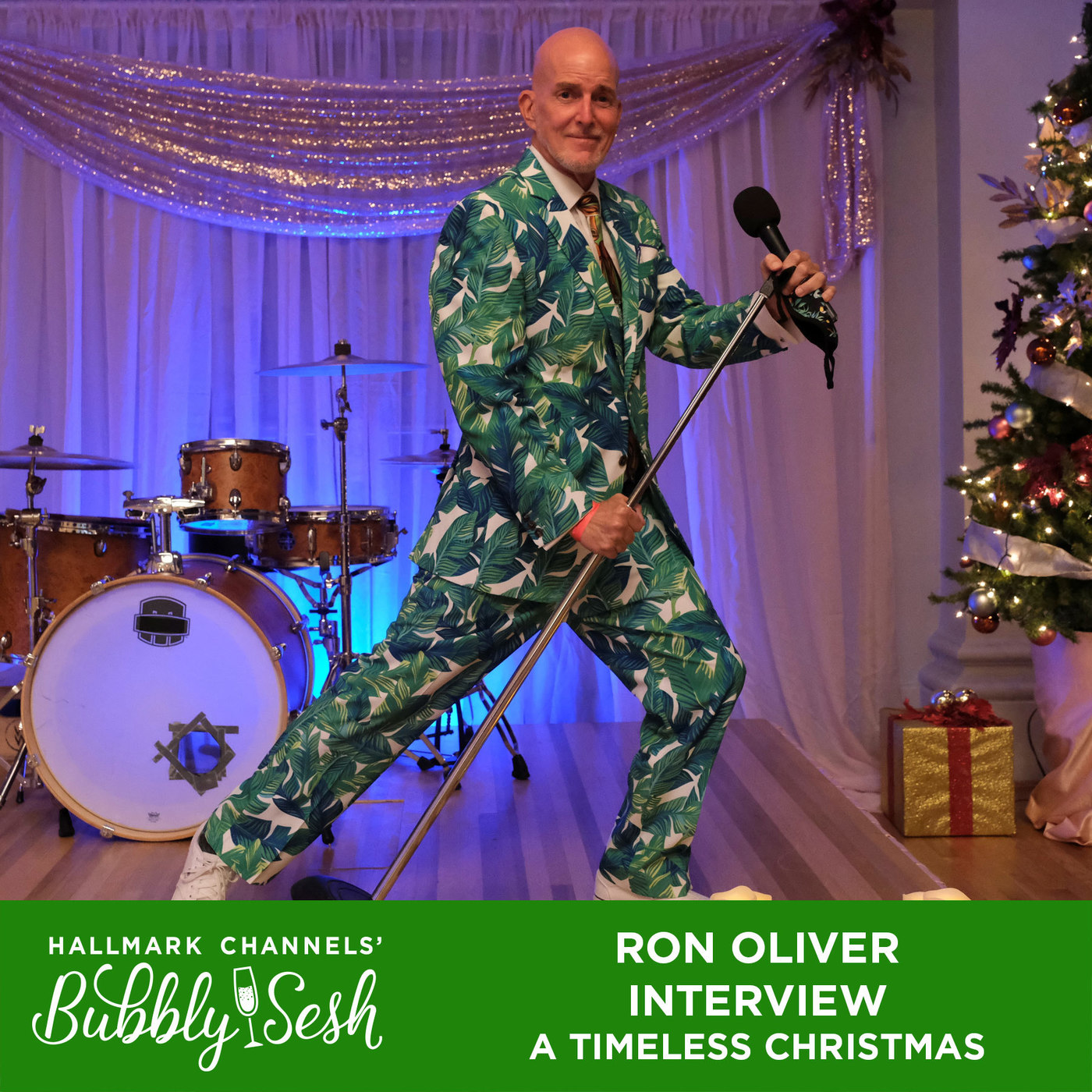 Ron Oliver Interview, A Timeless Christmas
