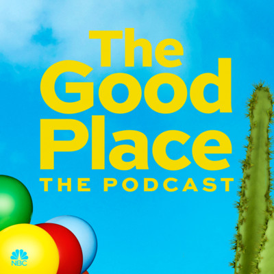 Risultati immagini per the good place podcast