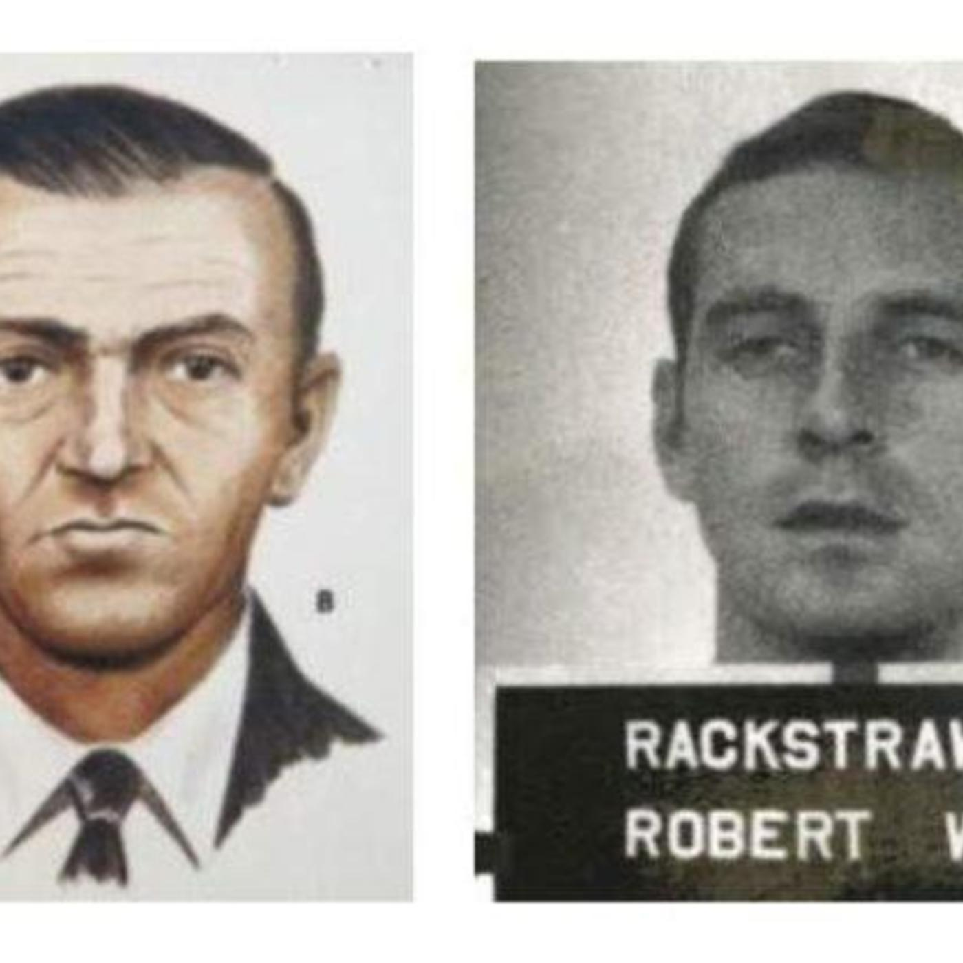 Live Vault: DB Cooper / Richard Russell
