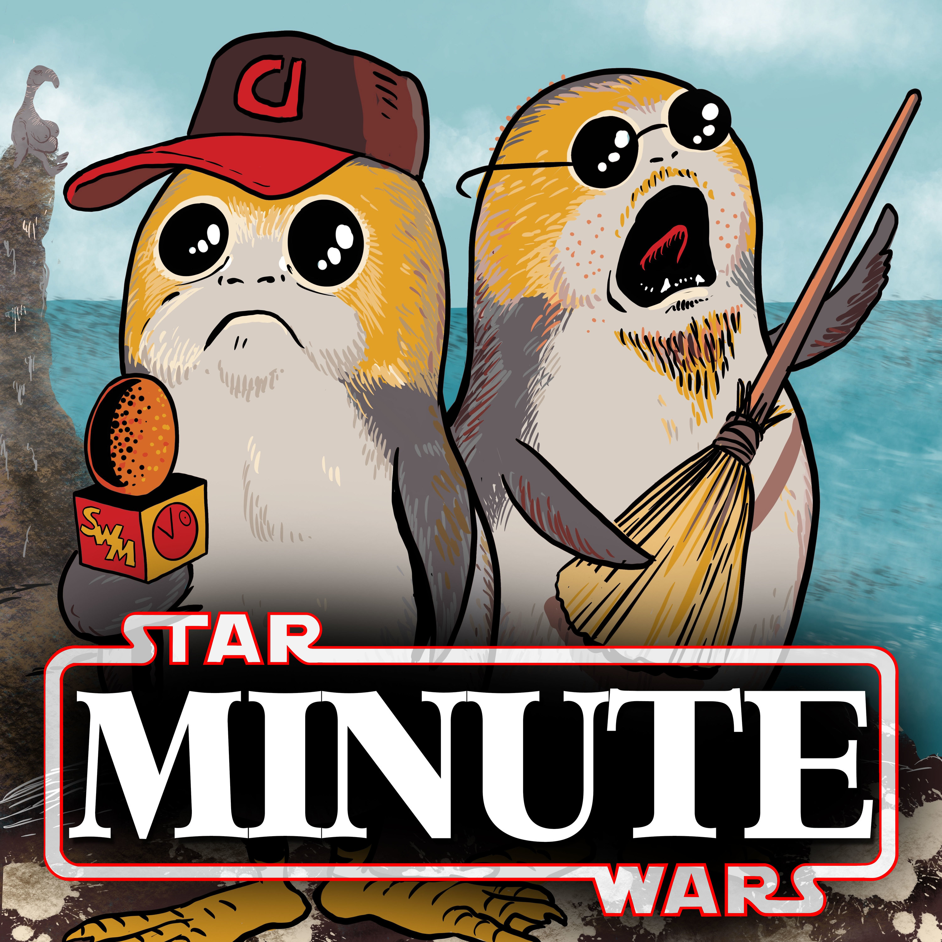 Star Wars Minute podcast show image
