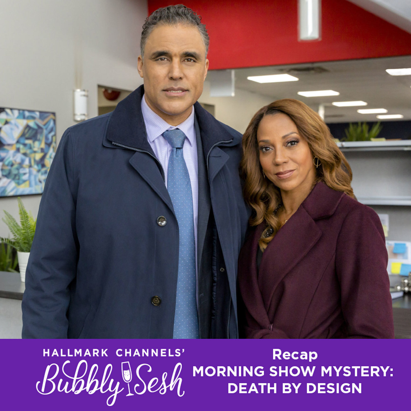 Morning Show Mystery: Death By Design Recap
