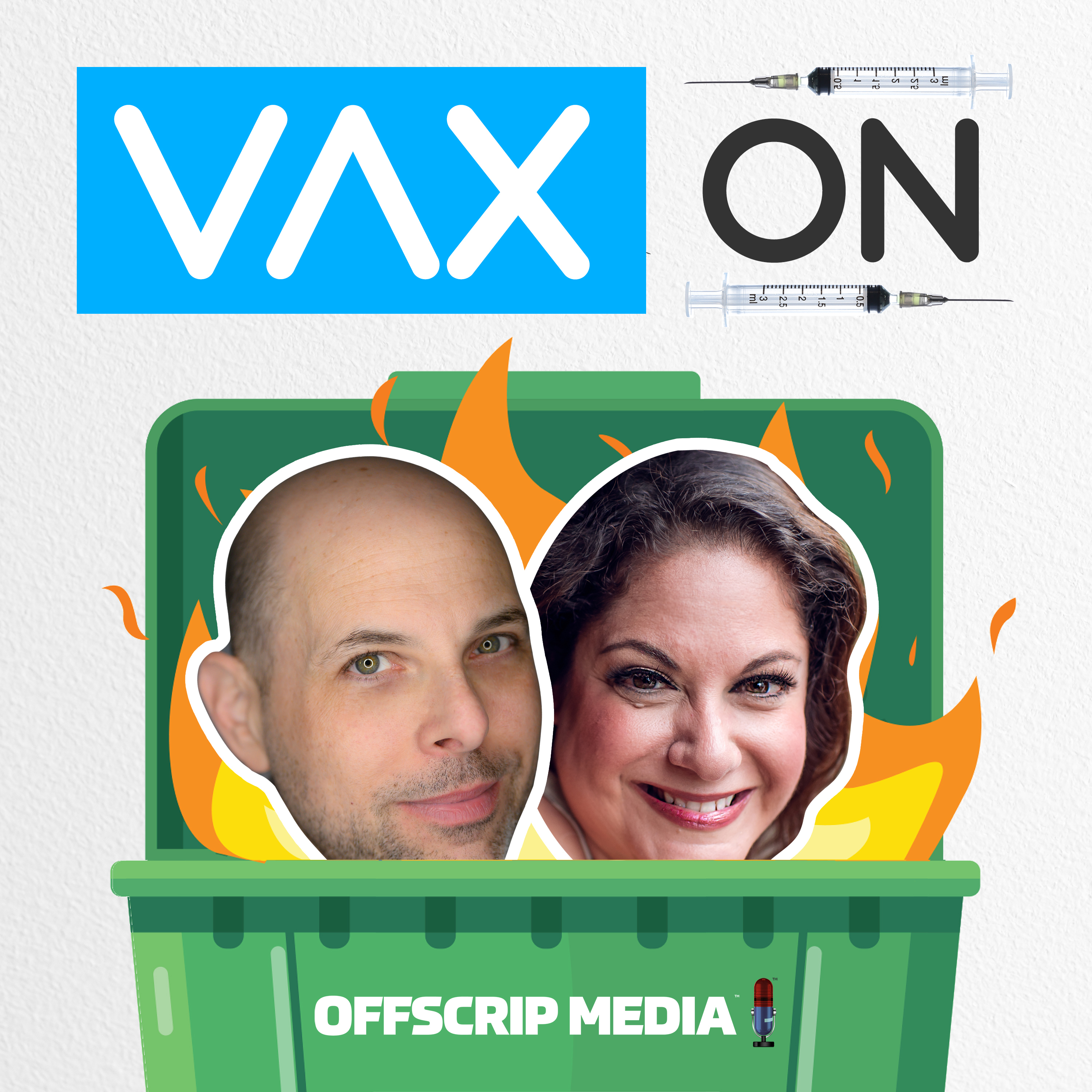 VAX ON: Vaccine Latecomers. Prom Drama and Magnetic Side Effects