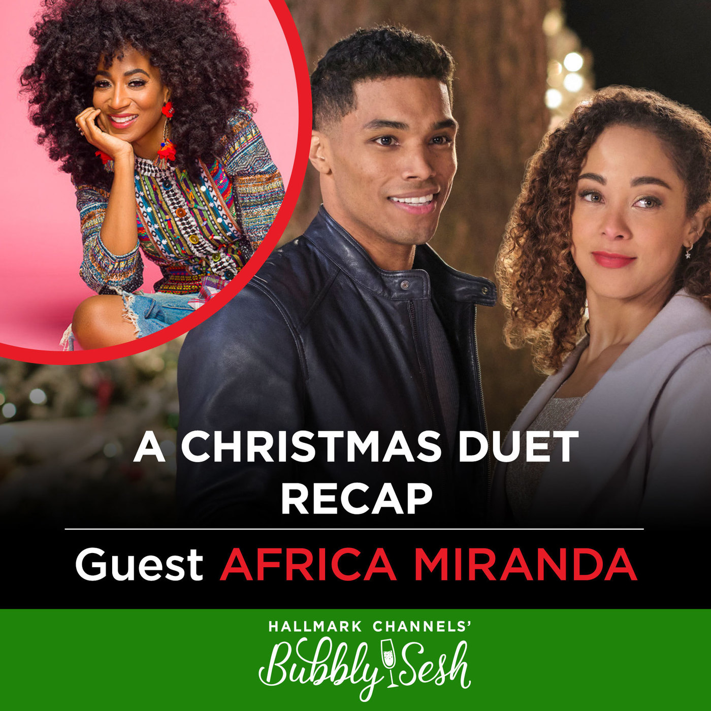 A Christmas Duet Recap with Africa Miranda