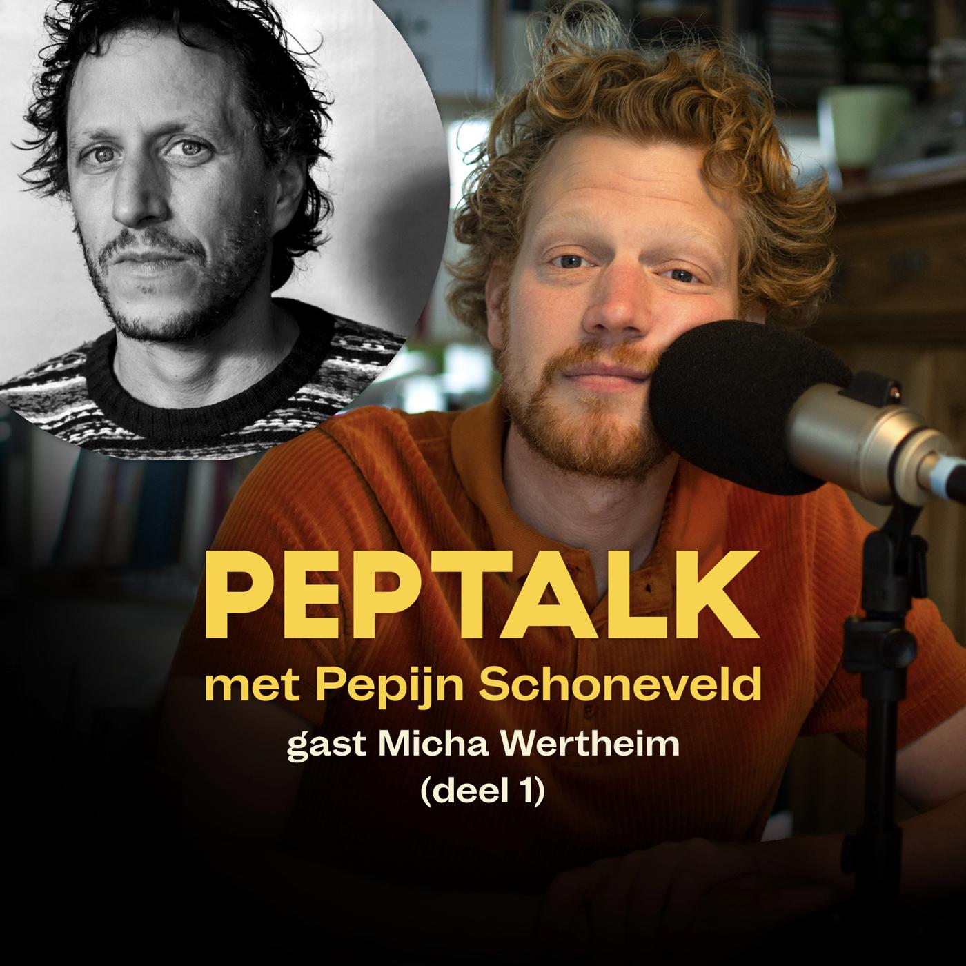#64 | Micha Wertheim (deel 1) - Melk in je koffie.