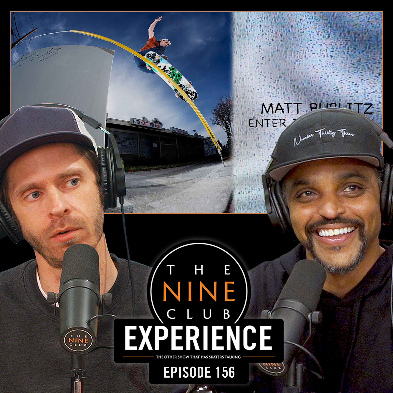 EXPERIENCE LIVE #156 - Nyjah Huston, Zion Wright, Matt Bublitz
