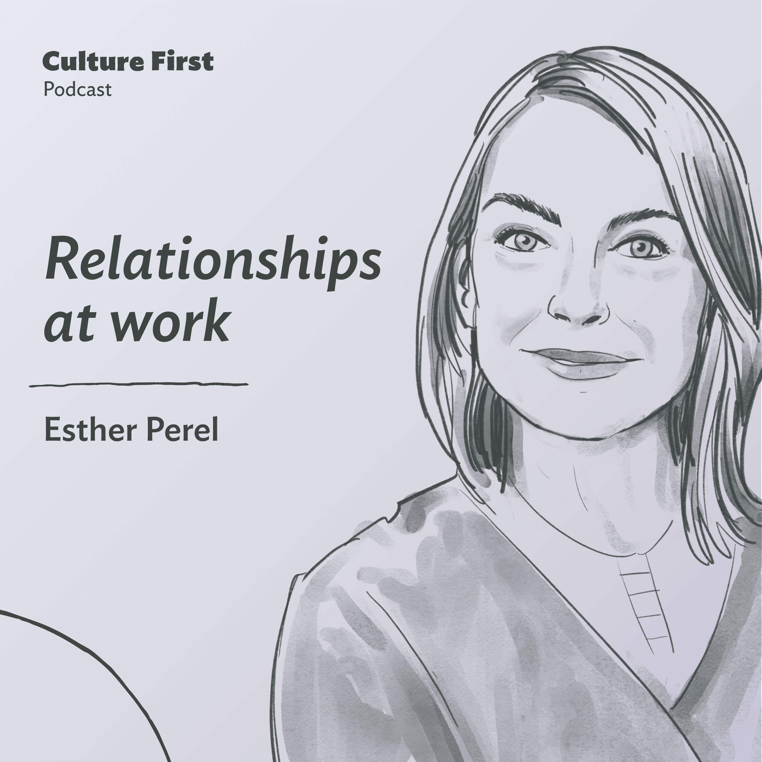 Relationships at work, with Esther Perel