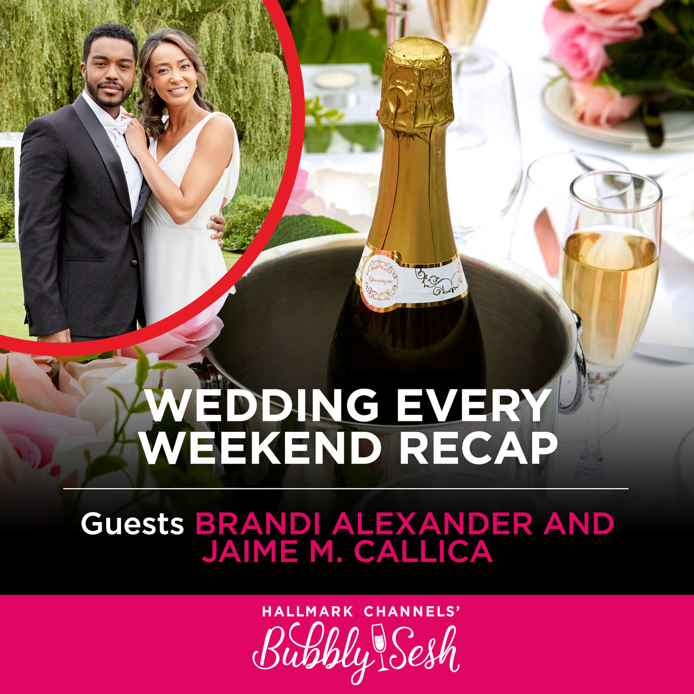 Wedding Every Weekend Recap with Guests Brandi Alexander and Jaime M. Callica