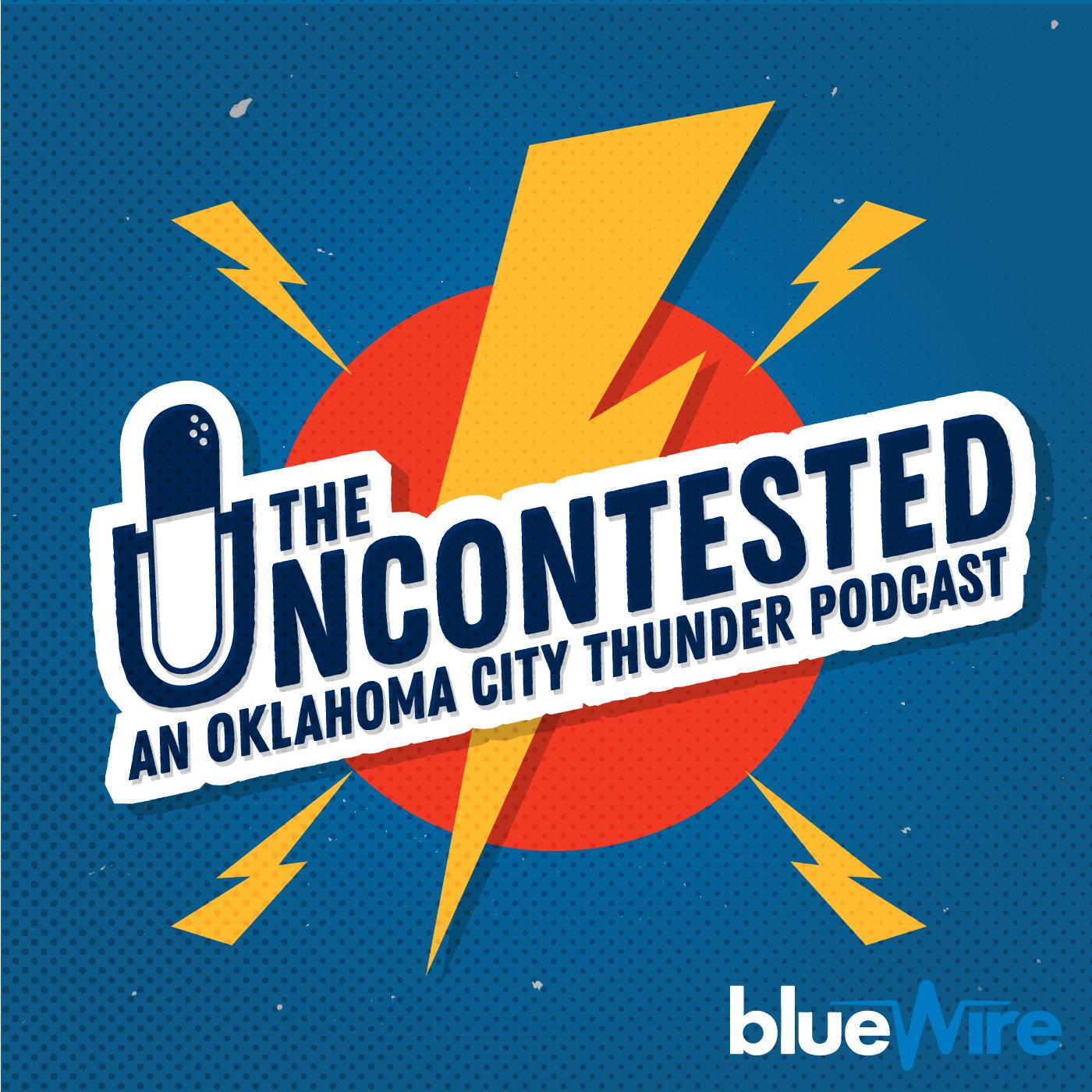100% authentic 4fbb3 84fdb The Uncontested OKC Thunder Podcast | Listen via Stitcher ...