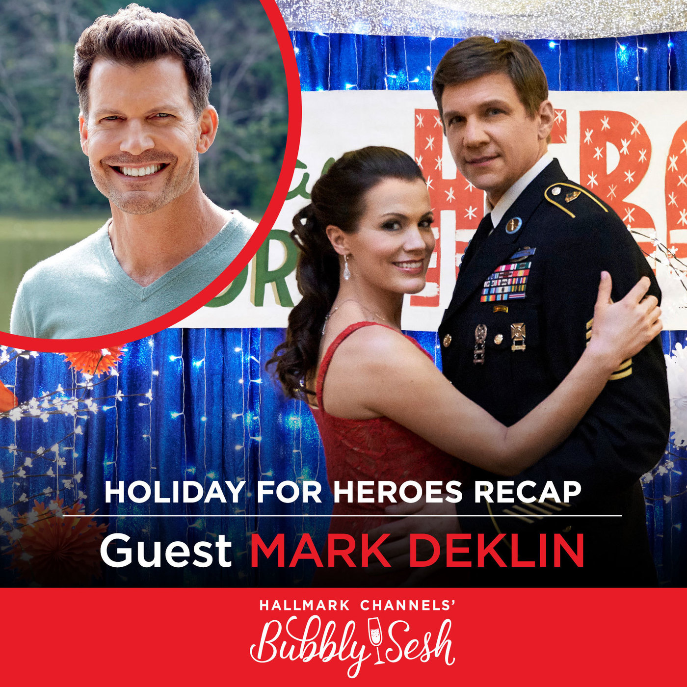 Holiday for Heroes Recap with Guest: Mark Deklin