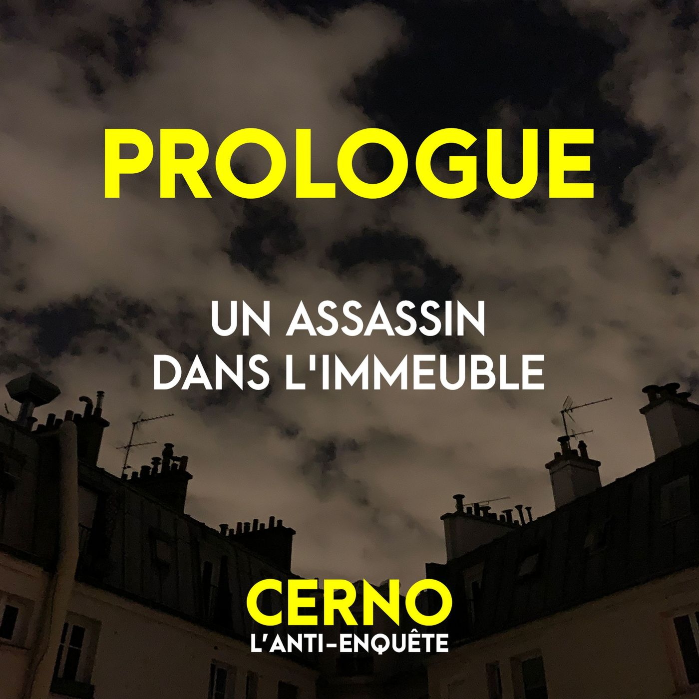 Prologue : Un assassin dans l'immeuble