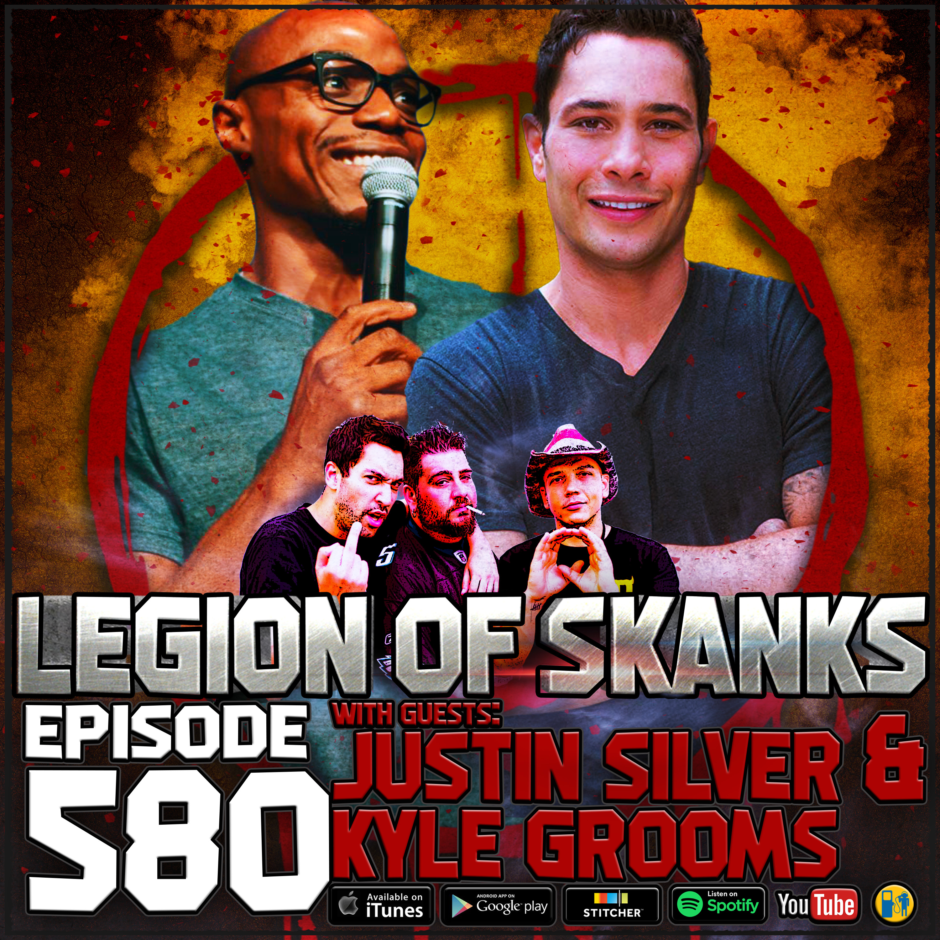 Episode #580 - Are You A Winner? - Justin Silver & Kyle Grooms