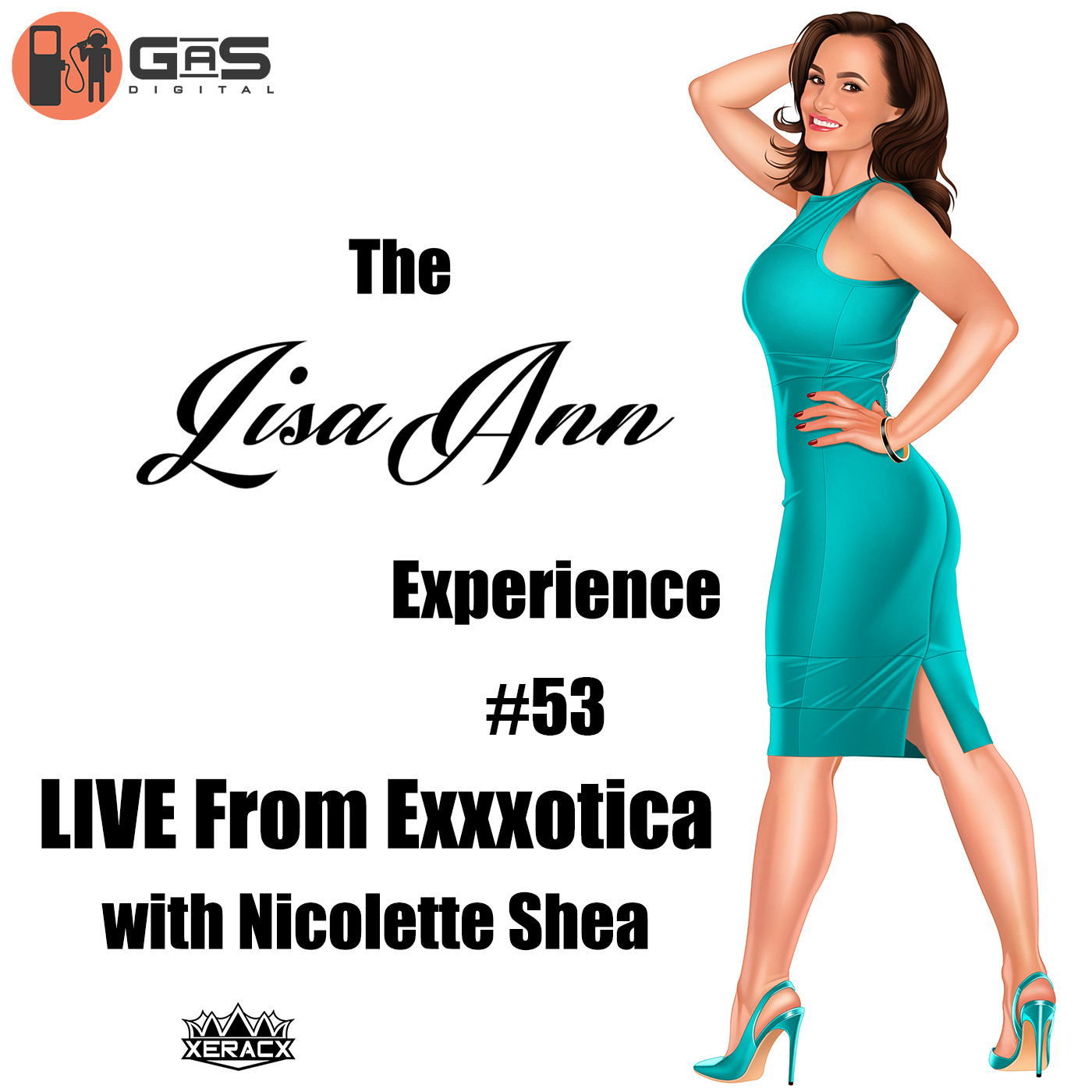 The Lisa Ann Experience  Listen Free On Castbox-9549