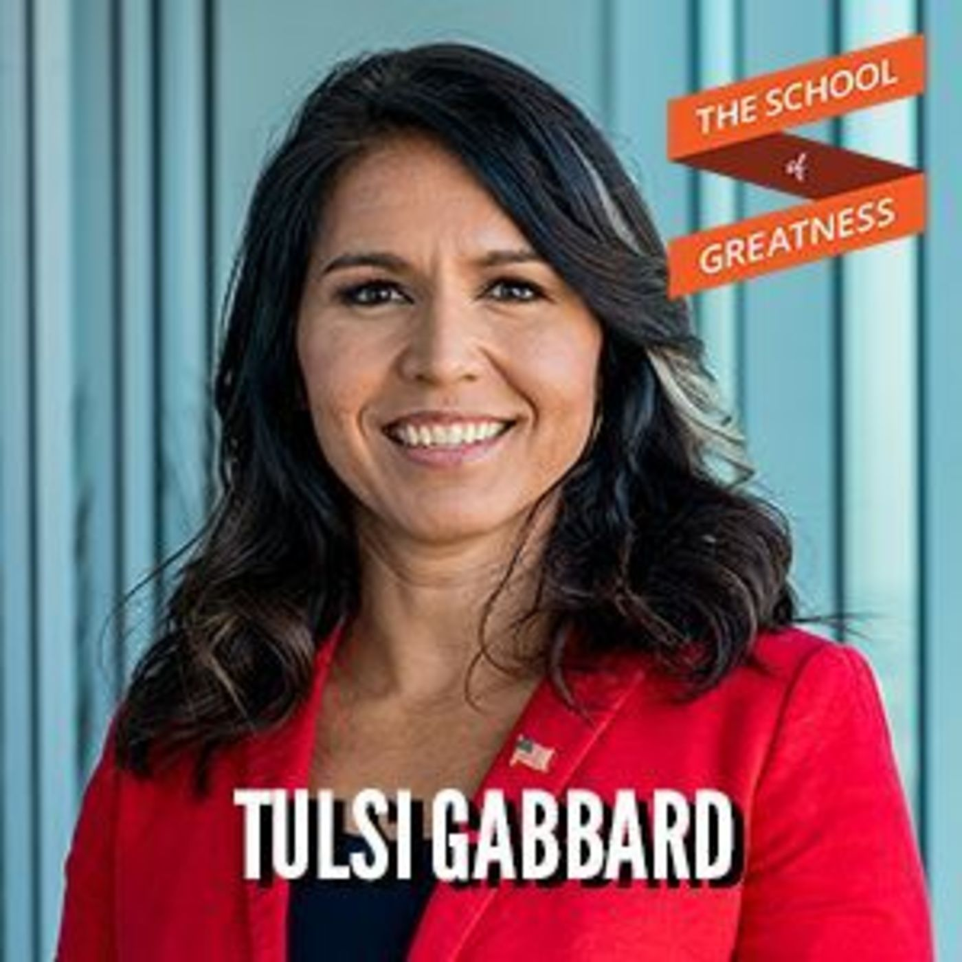 Tulsi Gabbard on Running for President and Service Based Leadership