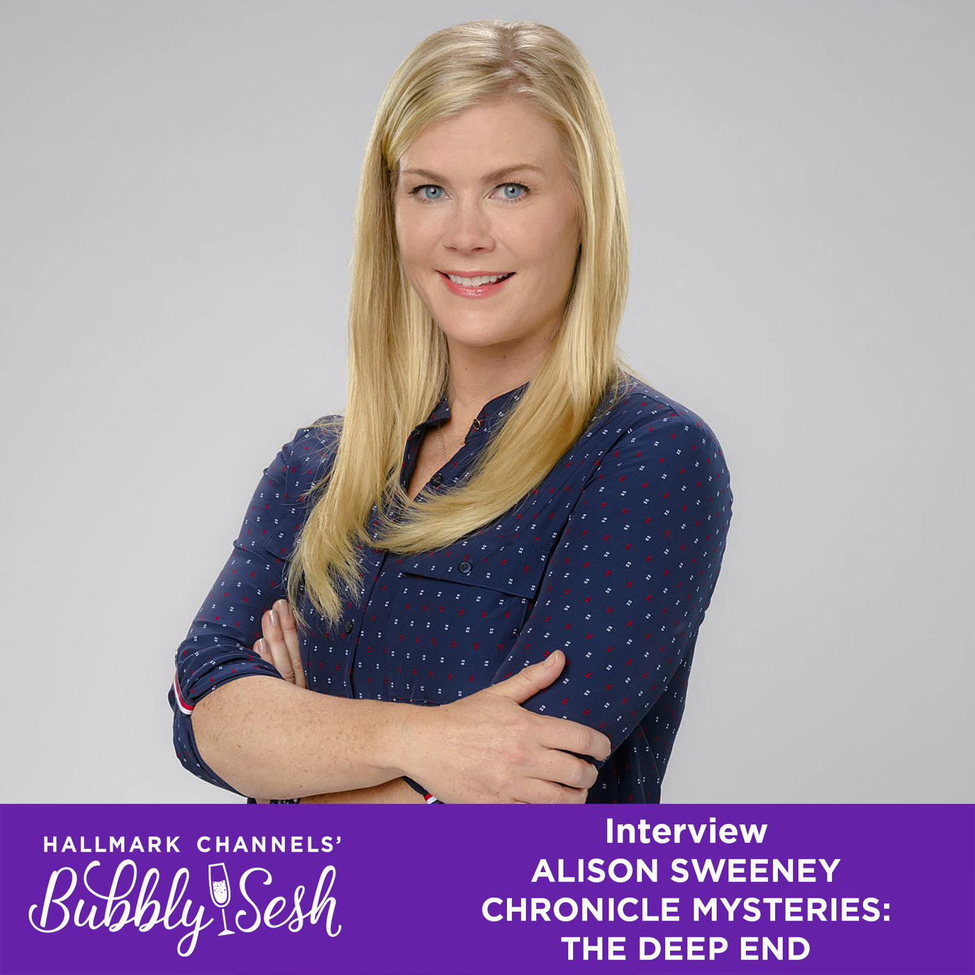 Alison Sweeney Interview: Chronicle Mysteries: The Deep End